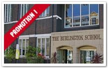 เรียนต่ออังกฤษ คอร์สเรียนภาษา ที่ประเทศอังกฤษ  เมืองลอนดอน Burlington-School-London