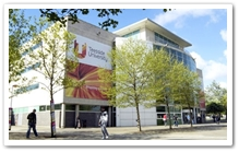 เรียนต่ออังกฤษ เรียนต่อประเทศอังกฤษ regional Teesside University Middlesbrough