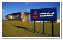 เรียนต่ออังกฤษ เรียนต่อประเทศอังกฤษ regional University of Sunderland