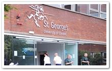 เรียนต่ออังกฤษ เรียนต่อประเทศอังกฤษ มหาวิทยาลัยในลอนดอน St Georges University of London-INTO